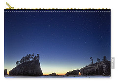 Carry-all Pouch featuring the photograph A Night For Stargazing by William Lee