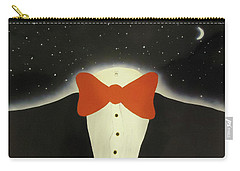 A Night Out With The Stars Carry-all Pouch by Thomas Blood