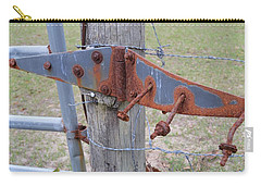 A Parable Carry-all Pouch by Warren Thompson
