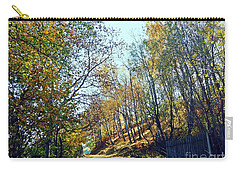 A Path In The Autumn Carry-all Pouch