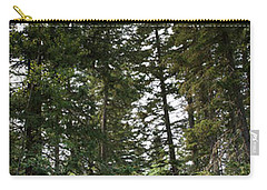 A Path Through The Trees Carry-all Pouch