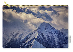 A Peak In The Clouds Carry-all Pouch