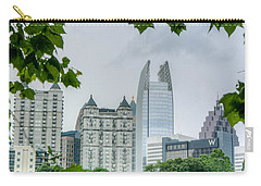 A Peek At The Atlanta Skyline Carry-all Pouch