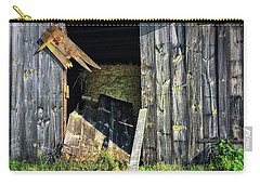 A Peek Inside Carry-all Pouch