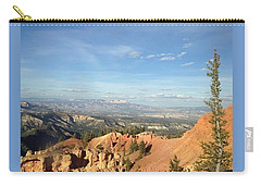 A Perfect Spot At Bryce Canyon Carry-all Pouch