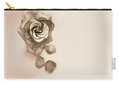 A Petal Falls Carry-all Pouch