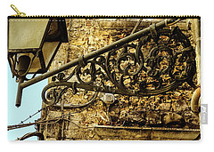 A Piece Of Italy Carry-all Pouch by Alessandro Della Pietra
