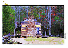 A Place In The Woods Carry-all Pouch
