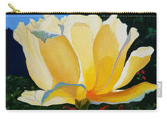 A Portland Rose Carry-all Pouch