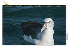 A Portrait Of An Albatross Carry-all Pouch