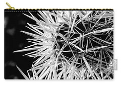 A Prickly Subject Carry-all Pouch