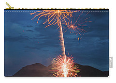 A Prodigious Fulmination In Palmer Lake, Colorado  Carry-all Pouch