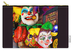 A Puppet's Life Carry-all Pouch