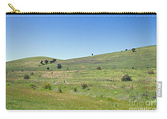 Carry-all Pouch featuring the photograph A Quiet Interlude by Linda Lees