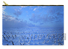 Carry-all Pouch featuring the photograph A Quiet Light Purely Seen by Phil Koch