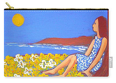 A Quiet Place Carry-all Pouch by Winsome Gunning