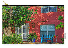 Carry-all Pouch featuring the photograph A Quiet Respite by HH Photography of Florida