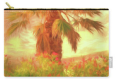 Carry-all Pouch featuring the photograph A Refreshing Change Of Scenery by Leigh Kemp