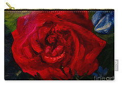A  Rose Is Carry-all Pouch