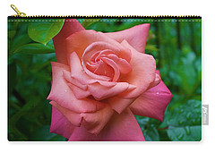 A Rose In Spring Carry-all Pouch