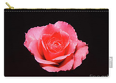 A Rose Is A Rose Is A Rose Carry-all Pouch