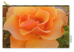 A Rose Is A Rose Carry-all Pouch