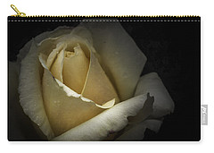 Carry-all Pouch featuring the photograph A Rose by Ryan Photography