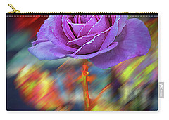 A Rose Carry-all Pouch by Vladimir Kholostykh