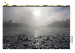A Rushing River Carry-all Pouch
