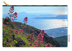 A Scenic View From Mount Vesuvius Carry-all Pouch