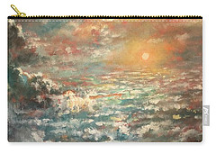 A Sea Of Clouds Carry-all Pouch