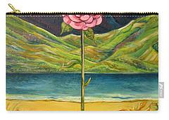A Secret Romance Carry-all Pouch by John Keaton