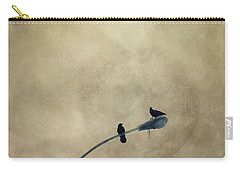 A Short Moment Carry-all Pouch by Priska Wettstein