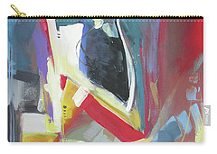 Carry-all Pouch featuring the painting A Single Strand by John Jr Gholson
