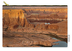 Carry-all Pouch featuring the photograph A Slice Of Alstrom by Dustin LeFevre