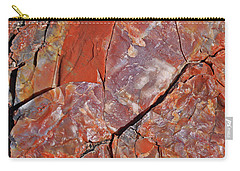 Carry-all Pouch featuring the photograph A Slice Of Time by Gary Kaylor