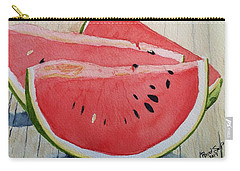 A Slice Carry-all Pouch by Rand Swift