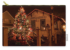 A Smithville Christmas Carry-all Pouch