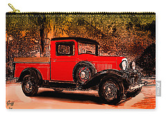 A Southern Ford Carry-all Pouch by J Griff Griffin