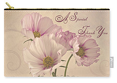 A Special Thank You - Card Carry-all Pouch