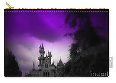 A Spell Cast Once Upon A Time Carry-all Pouch