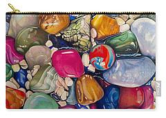 A Splash Of Color And Hardness Carry-all Pouch