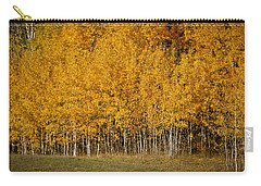 A Stand Of Aspen Carry-all Pouch