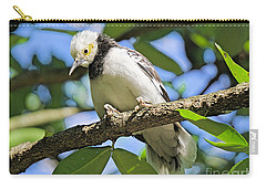 A Starling To Remember Carry-all Pouch
