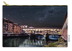 A Starry Starry Night In Florence, Italy Carry-all Pouch