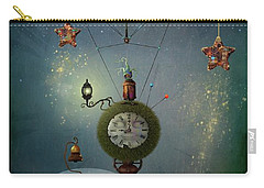 A Stitch In Time Saves Nine Carry-all Pouch