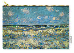 A Stormy Sea Carry-all Pouch