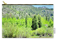 A Summer In The Mountains Carry-all Pouch