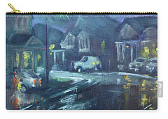 A Summer Rainy Night Carry-all Pouch by Ylli Haruni