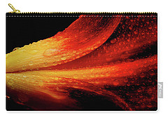 A Summer Time Lily Carry-all Pouch by Mike Eingle